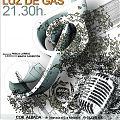 Poster del concert Choral Pop a de Luz de Gas