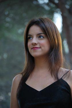 Júlia Sesé, directora del Cor Ariadna de l'Agrupació Cor Madrigal