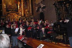 Concert a la Stiftskirche de Klosterneuburg