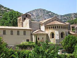 Abadia de St. Guilhem le Désert