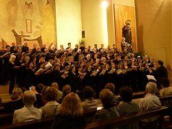 Concert del Cor Signum i cor London Welsh Chorale